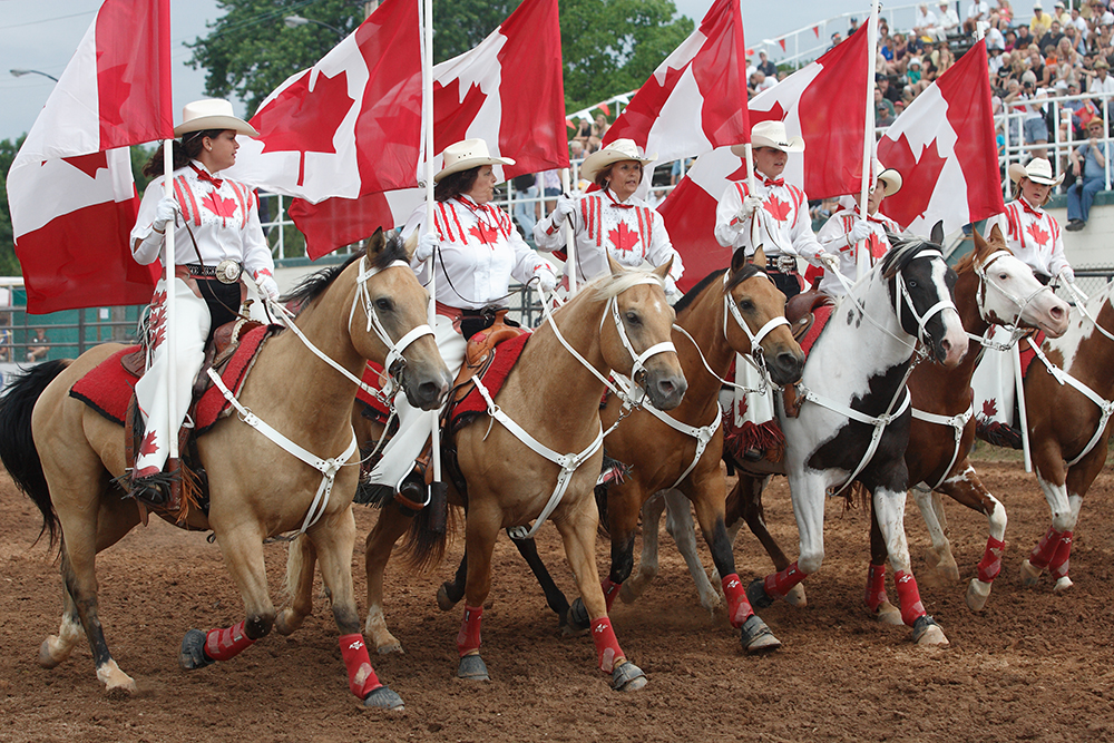 Sunderland Fall Fair a celebration of Canada