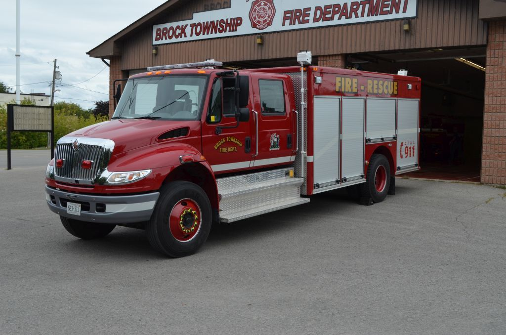Survey says Brock residents want increased fire service