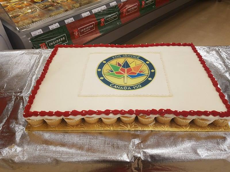 Beaverton grocer receives Canada 150 award from area MP