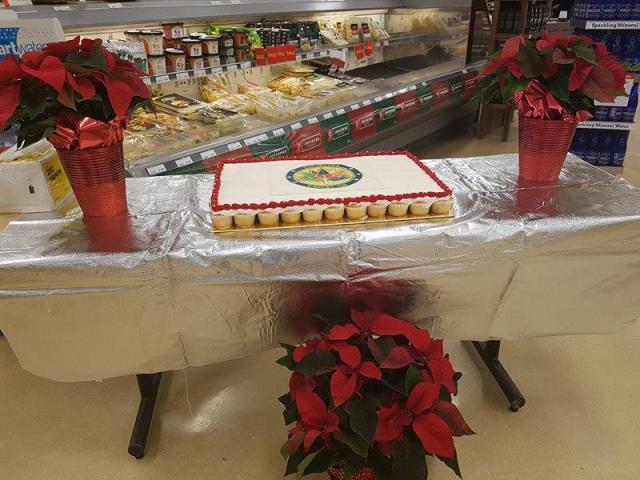 Russ cake