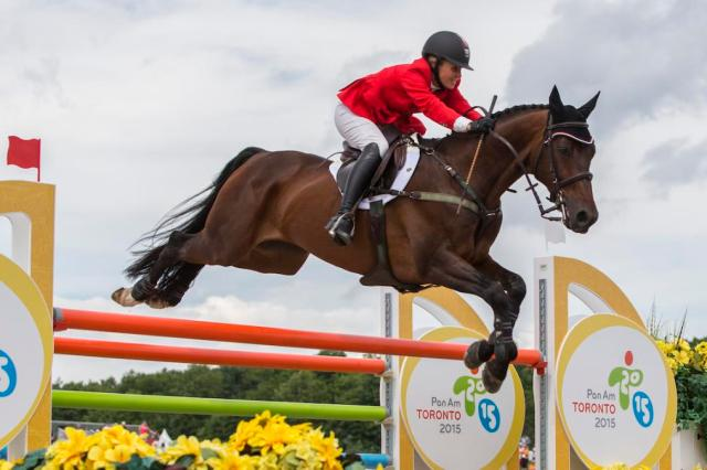 Jessica Phoenix tapped to lead eventing team into Pan Am Games