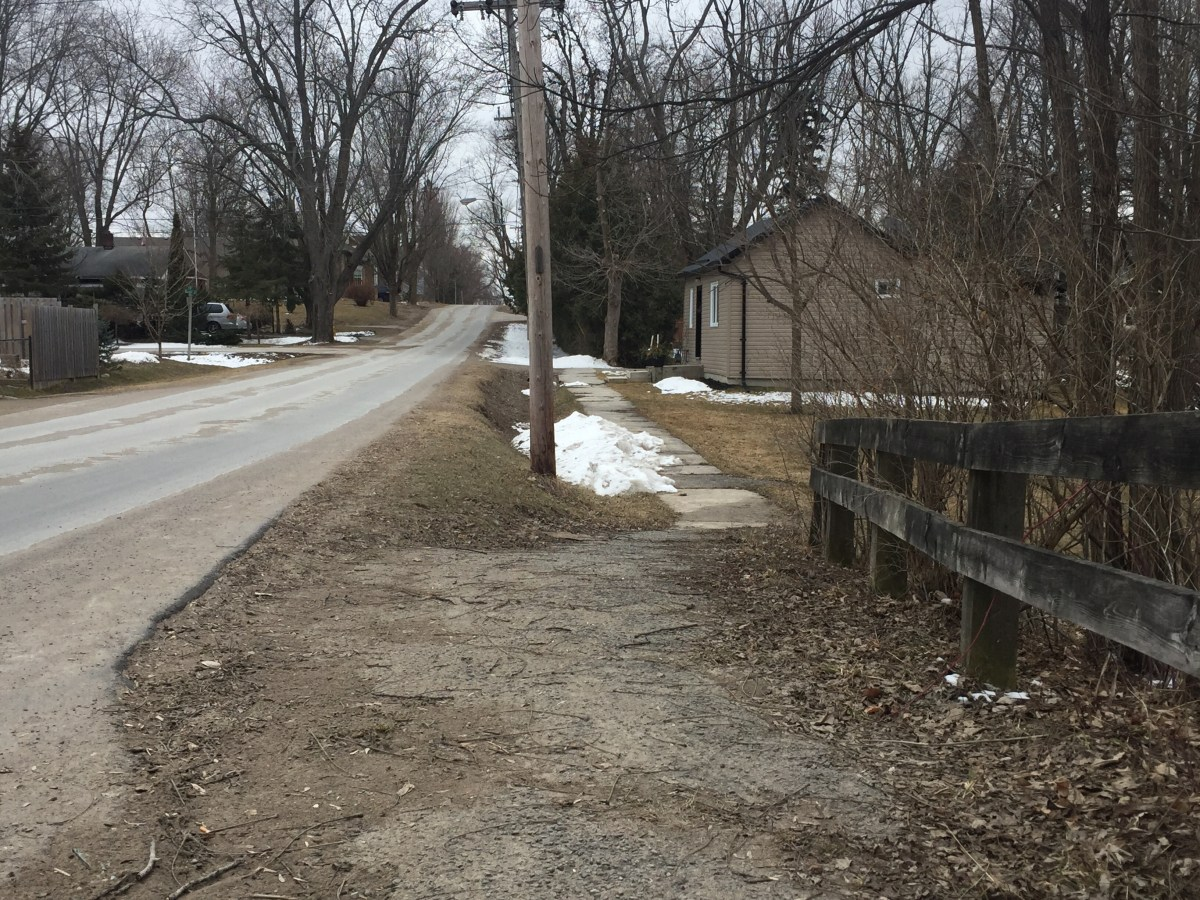 Decision on sidewalk removal deferred by council