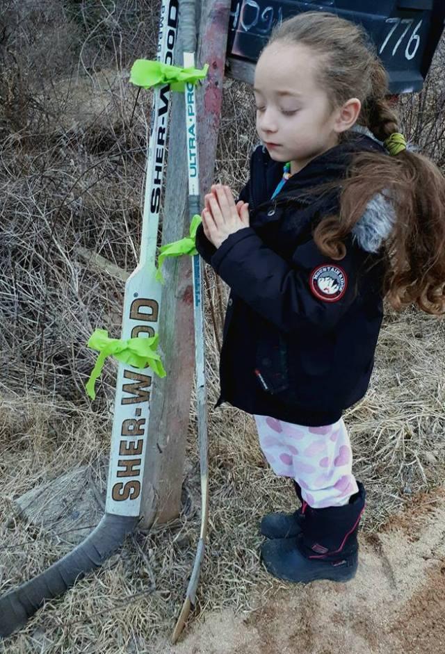 Humboldt prayers