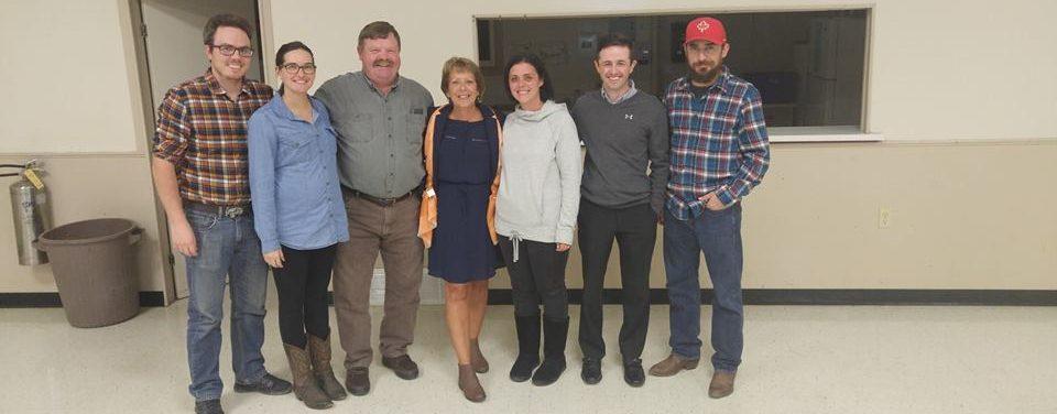 New mayor for Brock Township