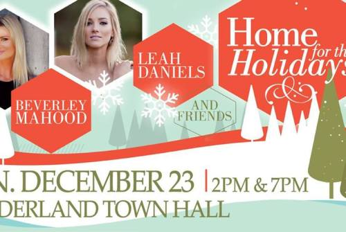 Leah Daniels, Beverley Mahood headline holiday show in Sunderland