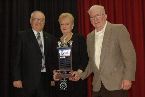 Residents remembering Merlyn Doble