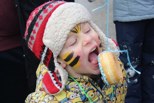 Bundle up for the Beaverton Lions winter carnival on Feb. 2