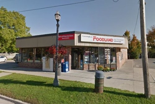 Restoration work gets underway at Cannington Foodland
