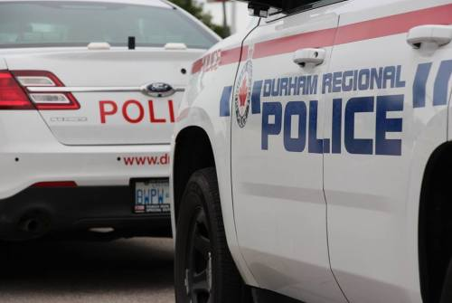 House catches fire during police standoff in Oshawa, suspect facing numerous charges