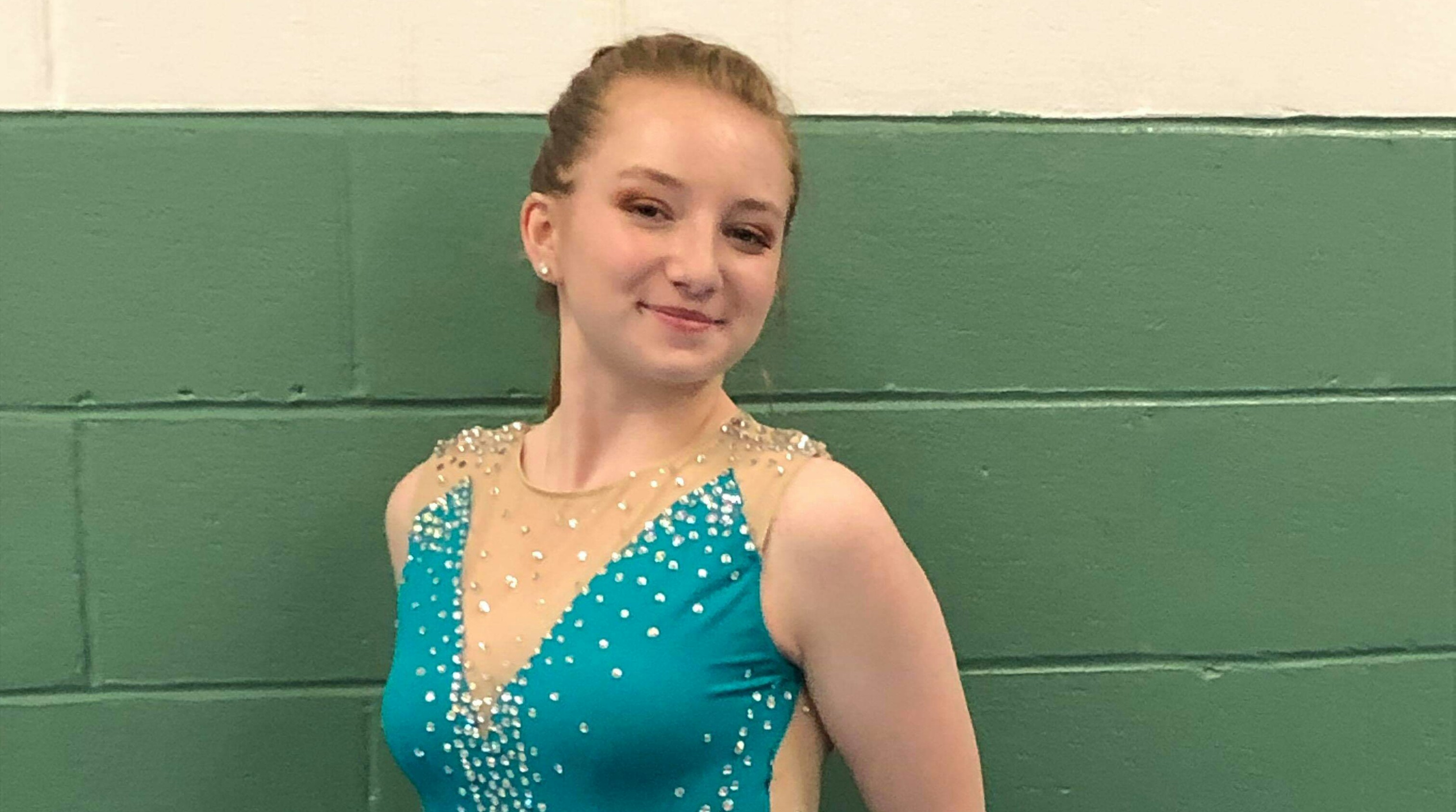 Cannington skater hits the ice at provincial championships