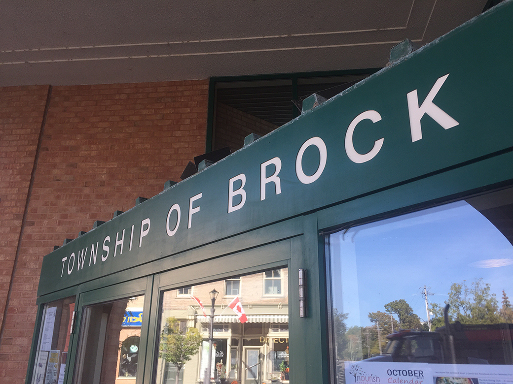 Notice of the passing of development charges by-laws by the Township of Brock