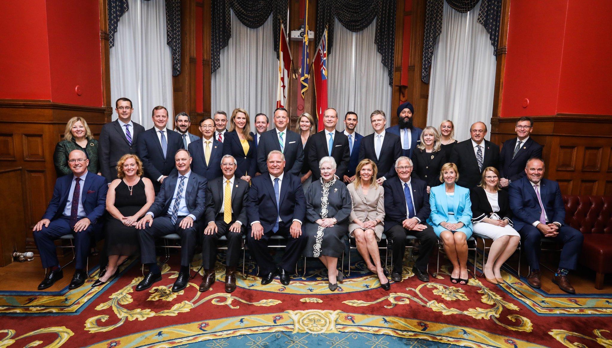Area MPP gets new portfolio in cabinet shuffle