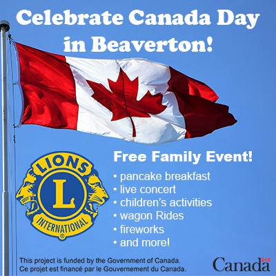 Canada Day in Beaverton
