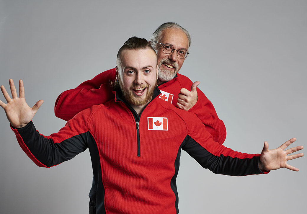 Mayor interviews Sunderland duo that will be featured on The Amazing Race Canada