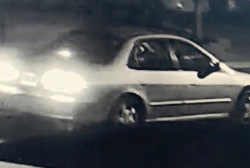 Suspect vehicle identified in Uxbridge thefts