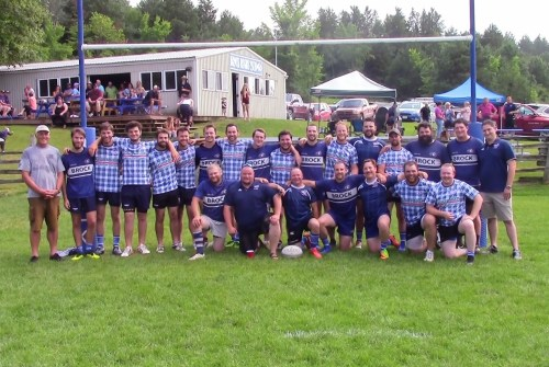 Brock Rugby Club getting promoted following undefeated season