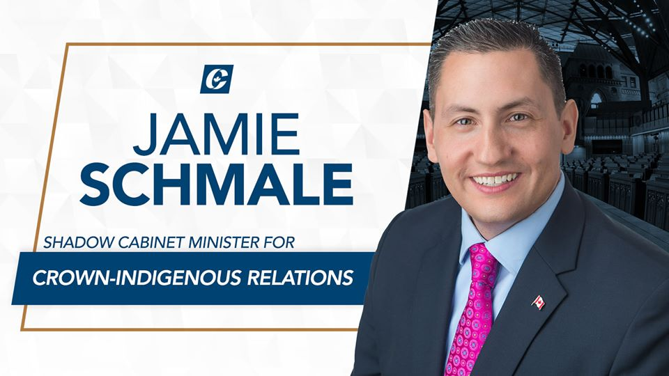 Schmale named to Conservative Shadow Cabinet
