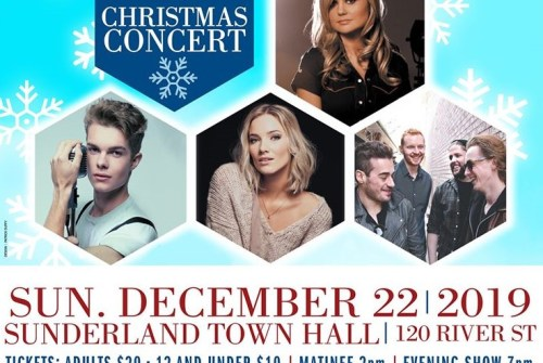 Home for the Holidays concert returns to Sunderland