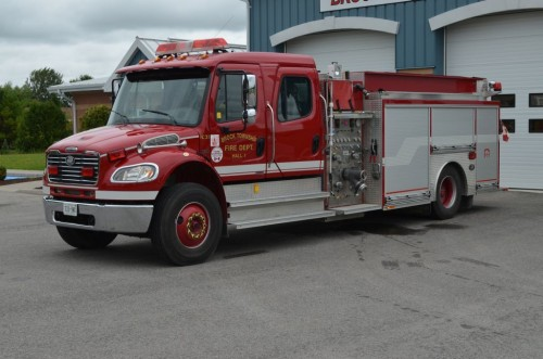 Brock fire chief recognizes International Firefighters' Day