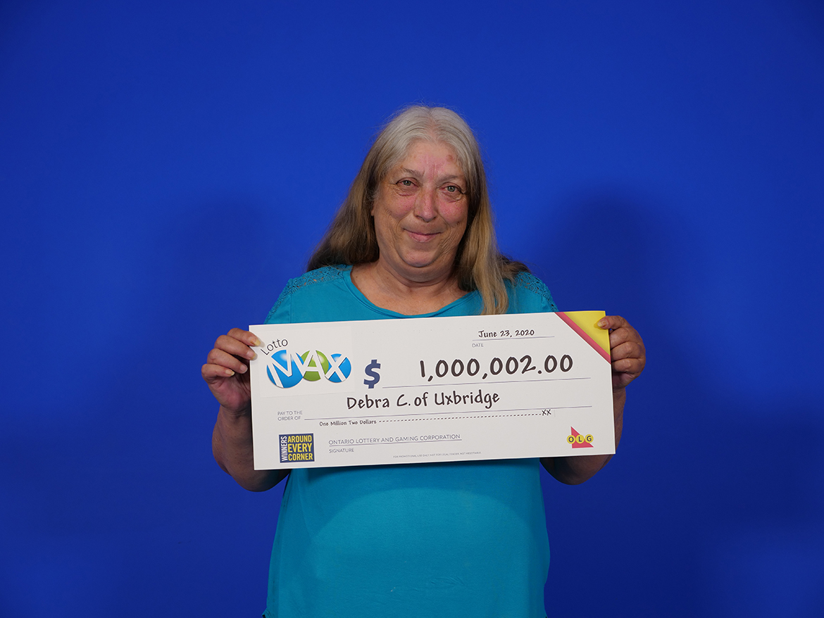 Uxbridge retiree wins more than $1 million in lottery draw
