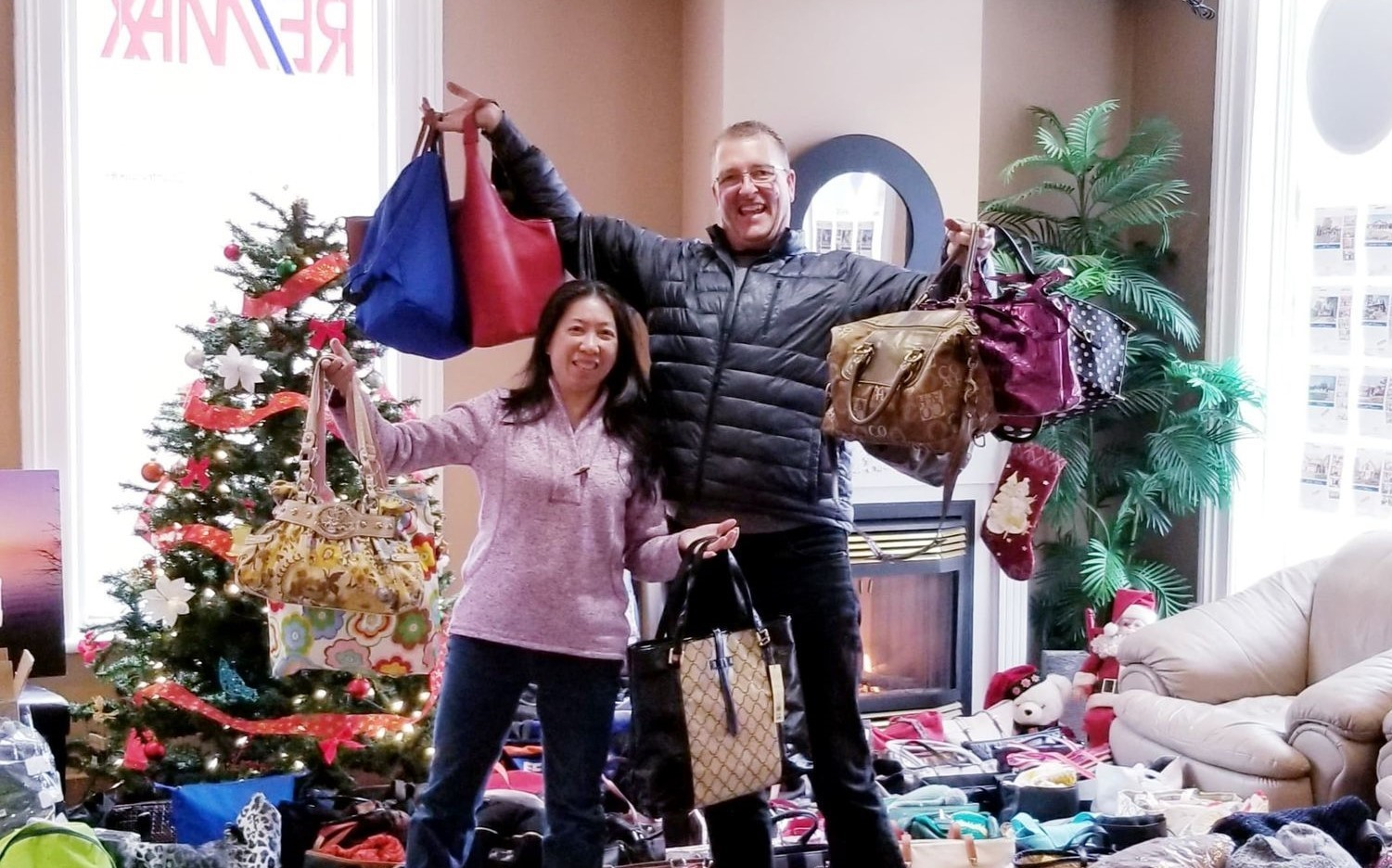 Record year is in the bag for Fill a Purse for a Sister campaign