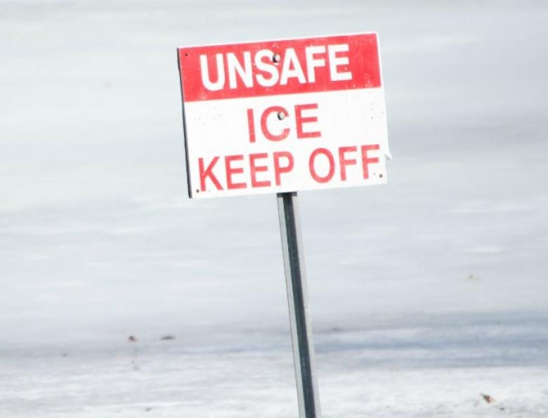 Tragedy averted after kids go through ice in Scugog