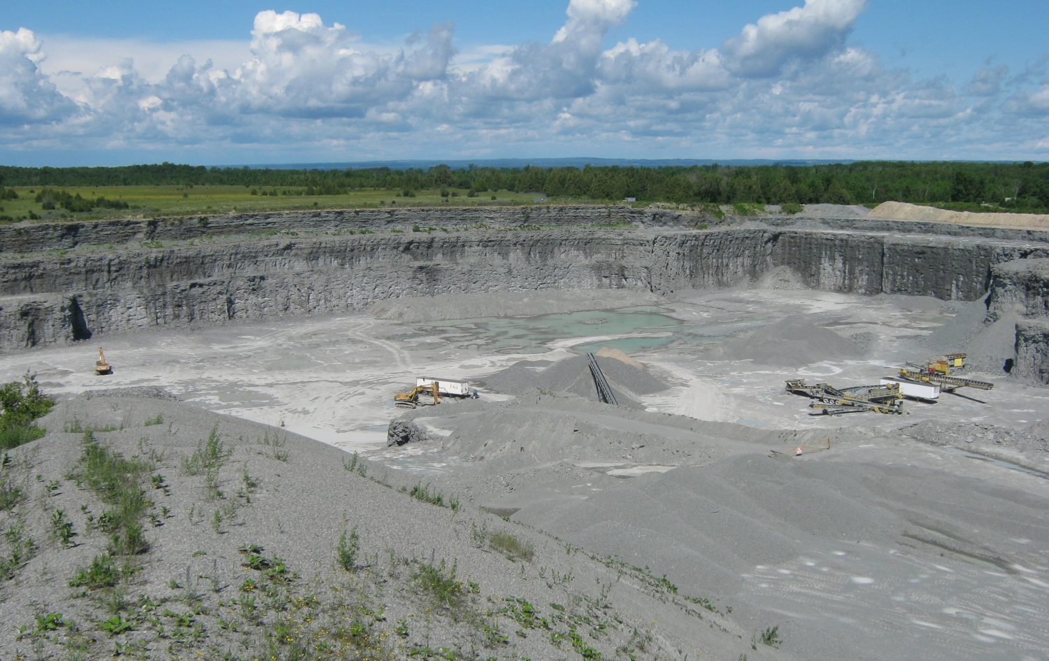 Owner of Brechin quarry fined after worker suffers injury