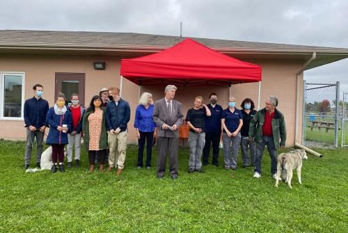 Township of Brock Animal Shelter Commemorates Jessie Ann Grant