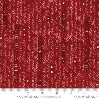 Land That I Love - Patriotic Red - 19882-14