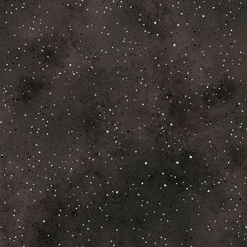 NEW HUE - Metallic Black/Silver 8673M-12