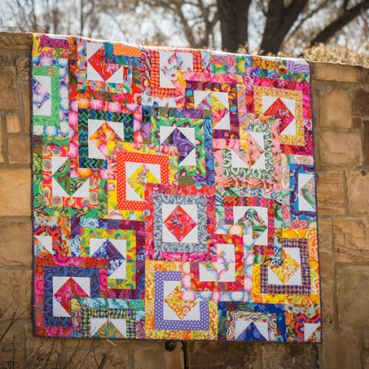 All Stacked Up featuring Kaffe Fassett Collective