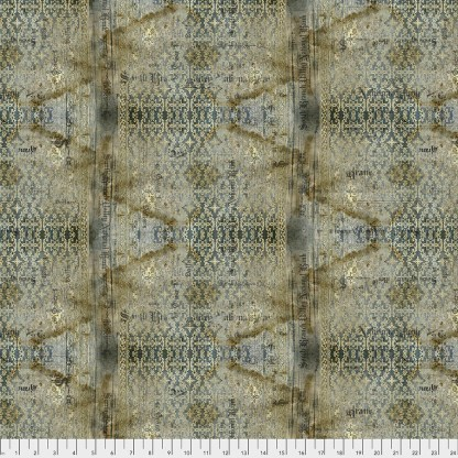 Abandonded by Tim Holtz - Stained Damask PWTH133.NEUTRAL