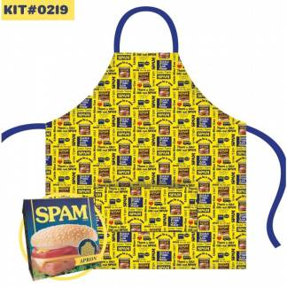 Michael Miller Fabrics - Spam Apron Kit