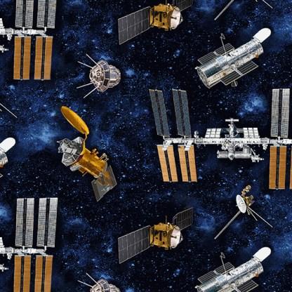Planetary Missions - Tossed Satellites - 5304-73