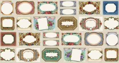 Moda Fabrics - Flea Market Moxie by Cathy Holden - 7362-11