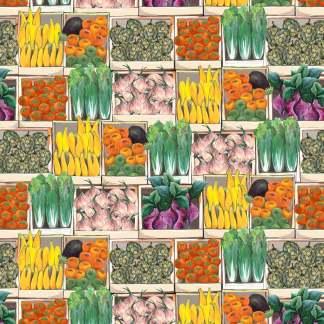 Blissful Bounty - Digital - Veggie Cases- 1333-66