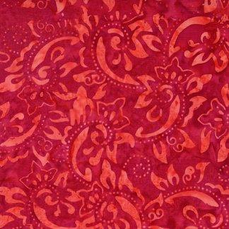 Paisley Vine - Magenta- 9154-28
