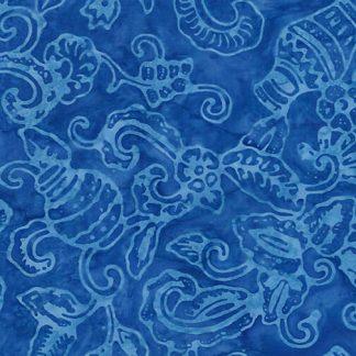Bali - Petal Play - Motifs - Royal- 9165-50