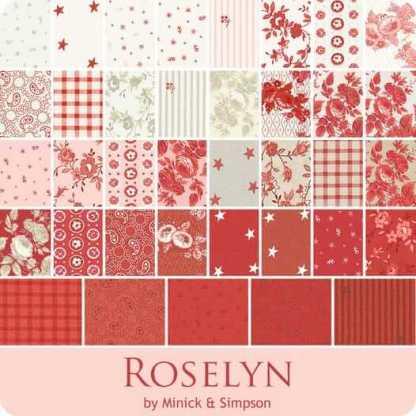 Moda Honey Bun - Roselyn