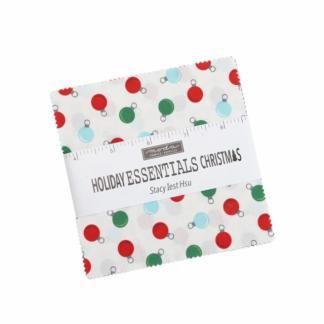 Holiday Christmas Charm Pack 20740pp Moda Precuts