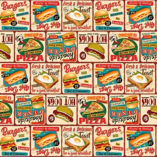 Life's a Kick - 1658-30 - Tan - Fast Food