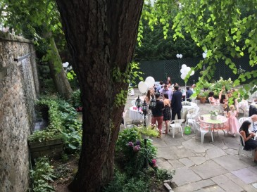 Patio Summer 2015 wedding 2