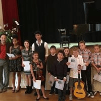 children recital April 2018