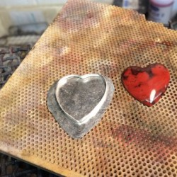 1-red moss agate heart plans