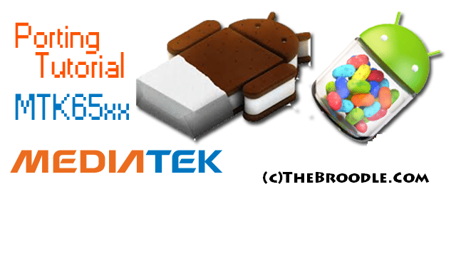 MTK65 Rom Porting Guide