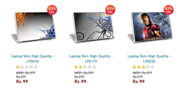 HQ Laptop Skins and Covers