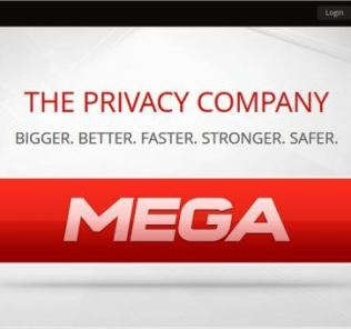 Mega.co.nz Secure Cloud and File Sharing