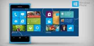 Windows Phone 8 in Nokia