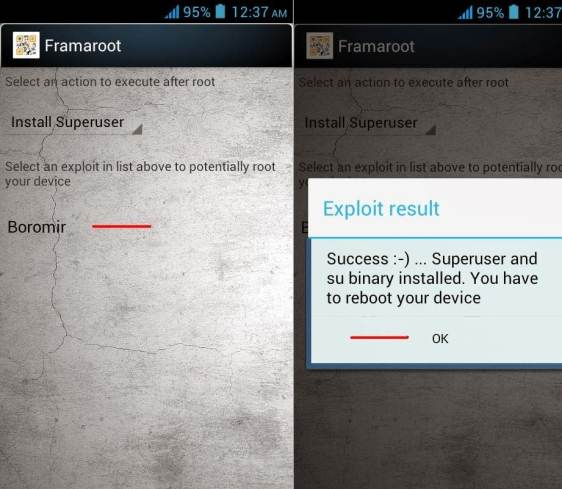 Rooting Micromax A110 Canvas 2 With Framaroot