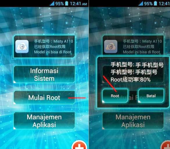 Rooting Micromax A110 Canvas 2 With Root Master